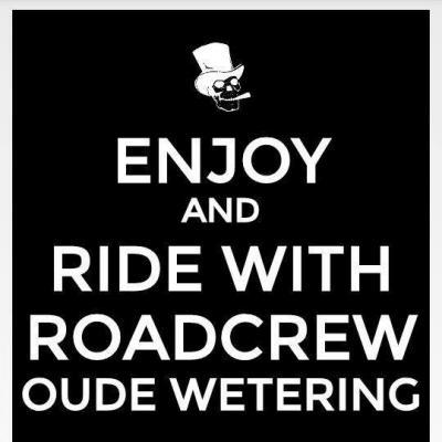 En motorrijders uit Oude Wetering e.o. kunnen zich uitleven met 'motorcluppie' (zoals ze het zelf op hun site noemen) Road Crew.