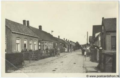 Oudelande Doelstraat 1959
