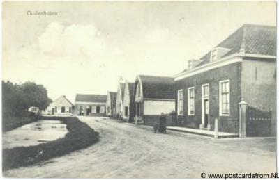 Oudenhoorn 1918