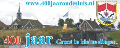De inwoners van Oudesluis hebben in 2016 het 400-jarig bestaan van hun dorp het hele jaar door met tal van evenementen en activiteiten uitbundig gevierd. In het hoofdstuk Evenementen kun je nog teruglezen en -kijken wat er allemaal te doen was.