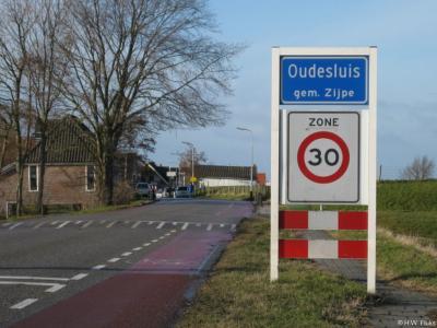 Oudesluis is een dorp in de provincie Noord-Holland, in de streek Kop van Noord-Holland, gemeente Schagen. T/m 2012 gemeente Zijpe.