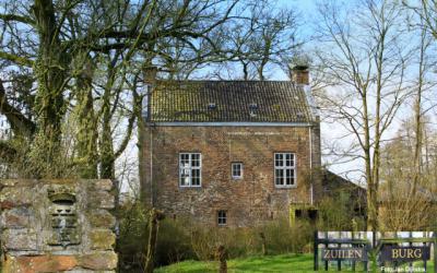 Overlangbroek, de vroegere 'ridderhofstad' Zuilenburg