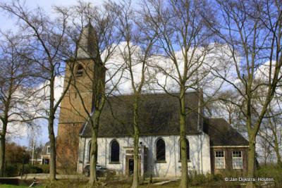 Het mooie kerkje van Overlangbroek.