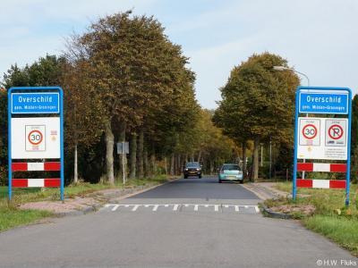 Overschild is een dorp in de provincie Groningen, in de streek Duurswold, gemeente Midden-Groningen. T/m 2017 gemeente Slochteren.