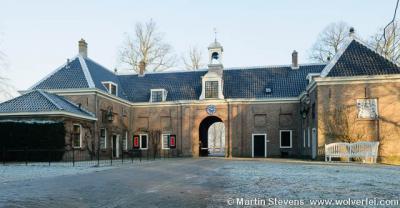 Overveen, Landgoed Elswout, poortgebouw