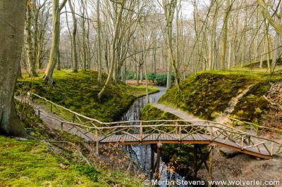 Overveen, Landgoed Elswout, takkenbrug