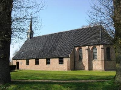 Paasloo, Hervormde (PKN) kerk