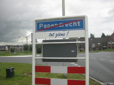 Papendrecht is een dorp en gemeente in de provincie Zuid-Holland, in de streek Alblasserwaard en in de regio Drechtsteden.