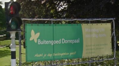 Op Buitengoed Dorrepaal in Park Leeuwenbergh is van maandag t/m zaterdag van alles te zien en te doen, voor jong en ouder. Kijk maar onder het kopje Landschap, natuur en recreatie. (© Google)