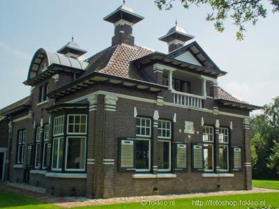 Peizerwold, boerderij Hoeve Woudrust uit 1914