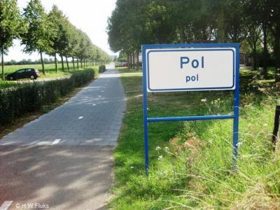 Pol is een buurtschap in de provincie Limburg, in de streek Midden-Limburg, gemeente Maasgouw.