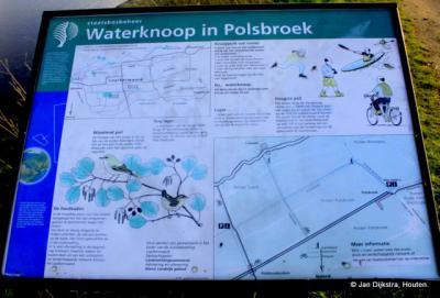 Even lezen, en je weet alles van de Waterknoop bij Polsbroek