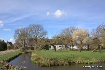 Portengensebrug, oh wat is het er mooi, je kunt gerust zeggen Holland op zijn mooist.