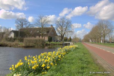 Voorjaar! in Portengensebrug. (2017)