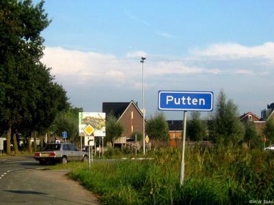Putten is een dorp en gemeente in de provincie Gelderland, in de streek Veluwe.