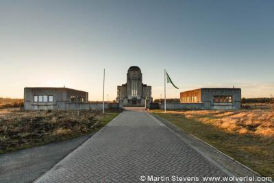 Radio Kootwijk, Gebouw A
