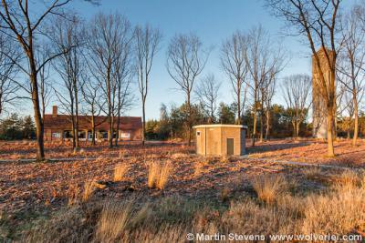 Radio Kootwijk, watertoren