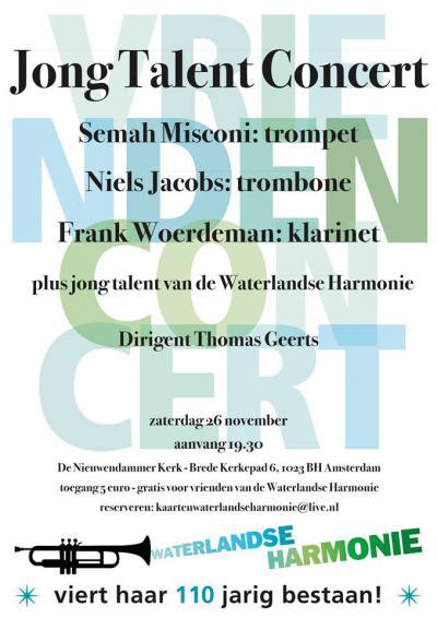 Begin 20e eeuw kregen bijna alle dorpen van Landelijk Noord een eigen muziekvereniging. Alleen de Waterlandse Harmonie te Ransdorp is daar nog van over. De harmonie heeft in 2016 het 110-jarig bestaan gevierd.