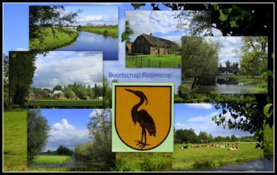 Reijerscop, collage van buurtschapsgezichten (© Jan Dijkstra, Houten)
