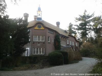 Remmerden, het huidige Huize Remmerstein dateert uit 1912