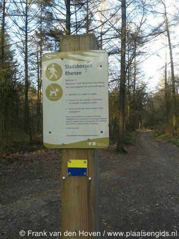 Remmerden, het Remmersteinse Bos maakt tegenwoordig deel uit van de Stadsbossen Rhenen