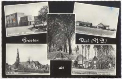 Riel Groeten uit 1971