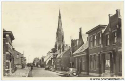 Rijen Hoofdstraat 1956