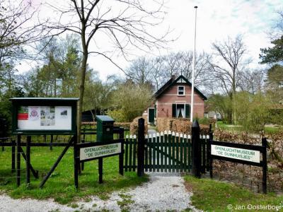 Rockanje, Openluchtmuseum De Duinhuisjes