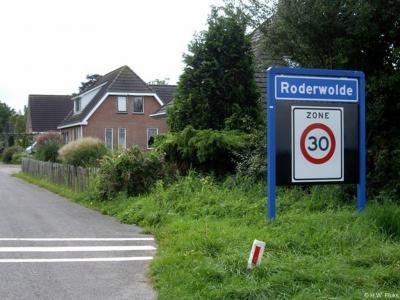 Roderwolde is een dorp in de provincie Drenthe, gemeente Noordenveld. T/m 1997 gemeente Roden.