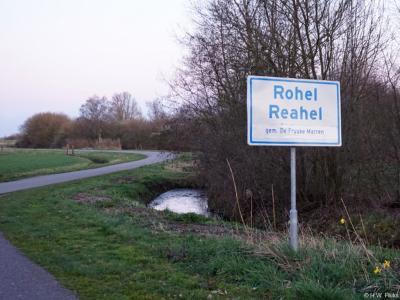 Rohel is een dorp in de provincie Fryslân, gemeente De Fryske Marren. T/m 30-6-1934 gemeente Schoterland. Per 1-7-1934 over naar gemeente Haskerland, in 1984 over naar gemeente Skarsterlân, in 2014 over naar gemeente De Fryske Marrren.