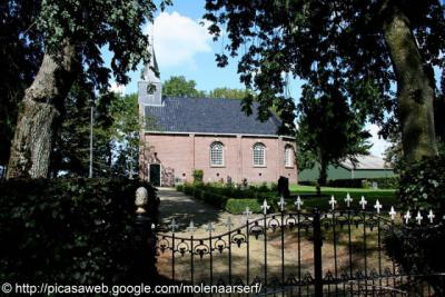 Readtsjerk, kerk
