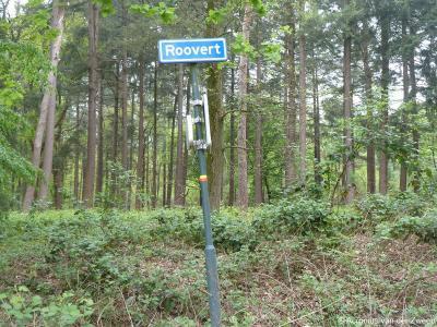 De buurtschappen Gorp en Roovert liggen beide zeer landelijk in het groen. Ze maken namelijk deel uit van het gelijknamige, liefst ca. 1.200 hectare grote landgoed.