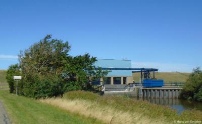 Gemaal Ropta in buurtschap Roptazijl (de opvolger van een vroegere uitwateringssluis voor de afwatering van de Roptavaart en de Sexbierumervaart) is een plek waar veel glasalen en driedoornige stekelbaarzen vanuit de Waddenzee de binnenwateren in zwemmen.