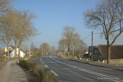 Buurtschap Rozendaal in de streek en gemeente Krimpenerwaard