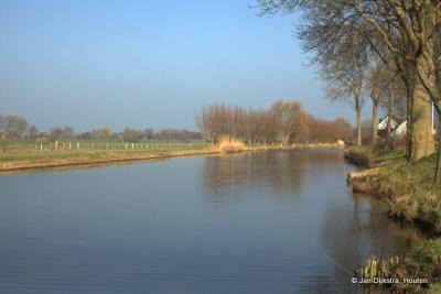 De Hollandse IJssel bij Rozendaal