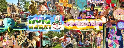 3x per jaar is er in Ruigoord de 'hippiemarkt' RuigMarkt (weekend in april, juni en september), met tientallen kramen met o.a. fashion, kunst, lifestyle, muziek en boeken, bijzonder eten en drinken, workshops. Ook voor de kinderen is er genoeg te doen.