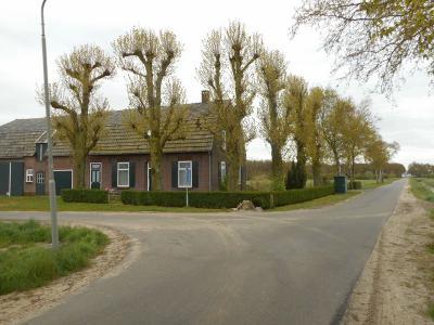 Rusven (buurtschap van Zeeland), buurtschapsgezicht (© Hans van Embden)