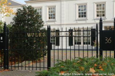 's-Graveland, het voormalige gemeentehuis Westerveld is na de herindeling van 2002, toen het als gemeentenhuis overbodig werd, gerenoveerd, heet nu weer Wolfsbergen, net als vroeger, en wordt nu particulier bewoond.