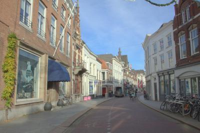 's-Hertogenbosch, Vuchterstraat (© Jan Dijkstra, Houten)