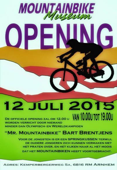 Sinds juli 2015 is er in Schaarsbergen het Mountainbike Museum (Kemperbergerweg 5a). De bevlogen museumdirecteur Jeroen van Roekel en het team van vrijwilligers tonen u graag de honderden retro-MTB's en de vele memorabilia.