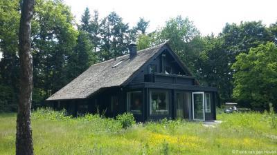 Schaarsbergen, Informatiecentrum Natuurbegraafplaats Heidepol