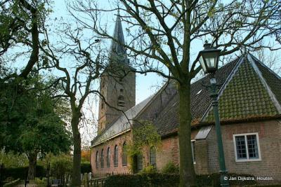 De Hervormde kerk op de Brink in Schalkwijk