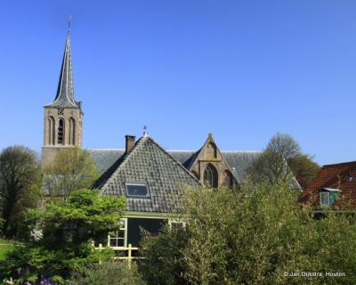 De Martinuskerk van Schellinkhout