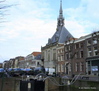 Schoonhoven, stadhuis