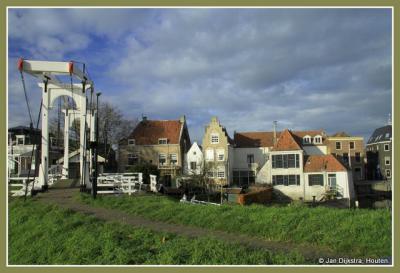 Gelukkig is er in het stadje Schoonhoven nog veel ouds bewaard gebleven