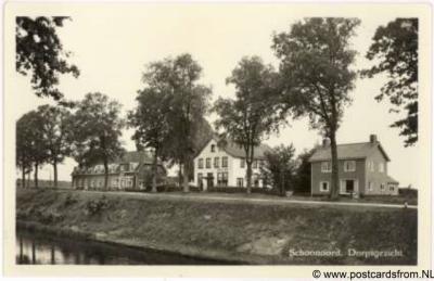 Schoonoord dorpsgezicht 1959