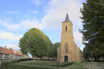 De kerk van Serooskerke
