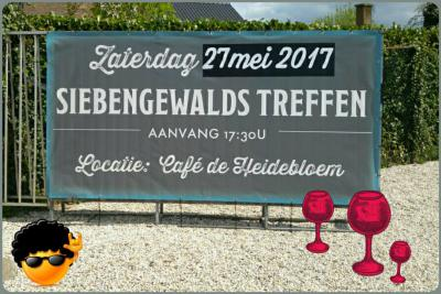 In Siebengewald houden ze niet alleen van sporten en feesten, maar ook nog van muziek maken. Zo is er eind mei het Siebengewalds Treffen, waar een vijftal lokale getalenteerde bands, koren en/of artiesten laten horen en zien wat ze kunnen.