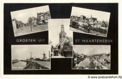 Sint-Maartensdijk Groeten uit