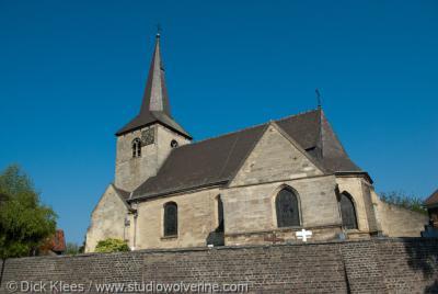 Sint Geertruid, St. Gertrudiskerk